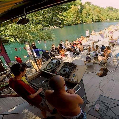 Mix - 18/08/18 @ À la Pointe, Geneva (CH)