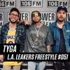 Tyga Freestyle With The L.A. Leakers   #Freestyle051