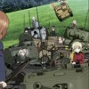 Girls Und Panzer-The enemy of yesterday is today's best friend