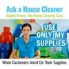 Customer Insists You Use Their Cleaning Supplies