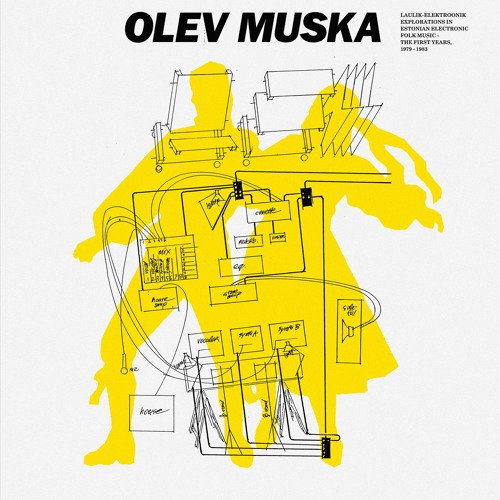 Olev Muska - Laulik-elektroonik LP FRO010 A03 Oi Kaera Jaan