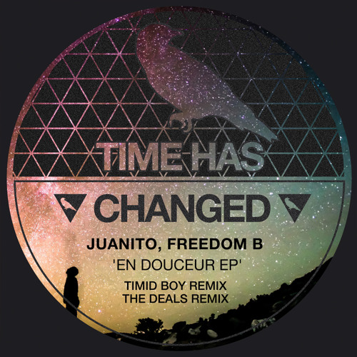 PREMIERE : Juanito, Freedom B - En Douceur (Timid Boy Remix) [Time Has Changed]