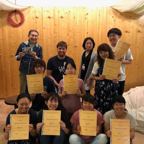 Reportáž ČRO 2018 - CSS Tloskov japonským univerzitním pracovištěm