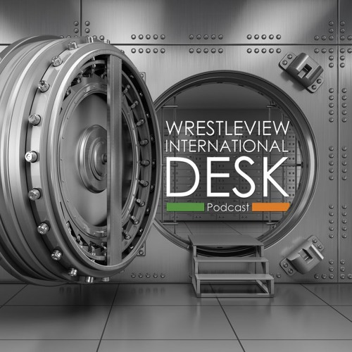 Wrestleview International Desk #319 (Never before aired interviews)