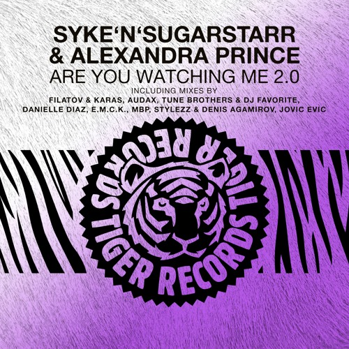 Syke 'n' Sugarstarr & Alexandra Prince - Are You Watching Me (Audax Remix)