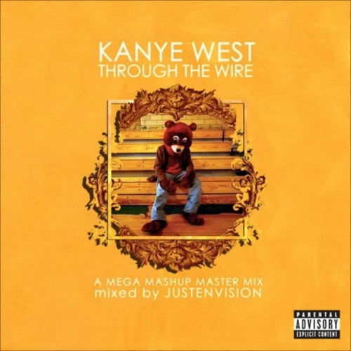 kanye west through the wire justenvision