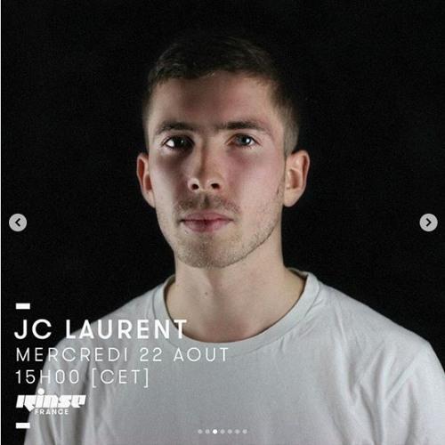 JC Laurent - Rinse France Podcast (22.08.18)