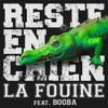 LA FOUINE ft. BOOBA - Reste En Chien (EVIL GRIMACE REMIX)