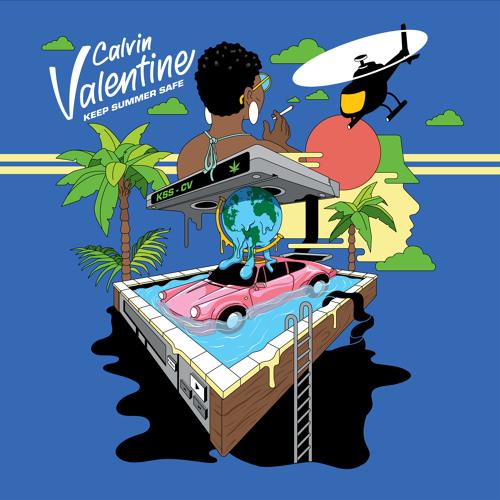 Calvin Valentine - Vhs (feat. Illa J)
