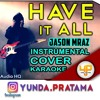 HAVE IT ALL JASON MRAZ Orchestra Instrumental Cover Karaoke Lyric reggae original version
