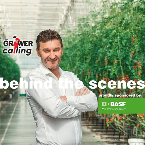 """Behind The Scenes""  Peter Quiring, shares how his Discovery Centre leads to greenhouse innovation"