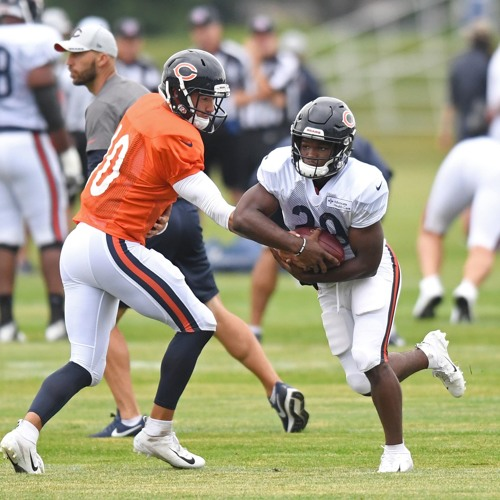 The Athletic Bears Podcast - Talking fantasy football and Saturday's preseason matchup