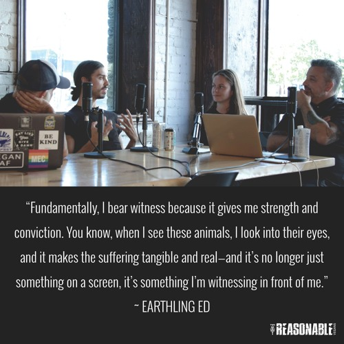 Episode 10 - A 2RV Roundtable With Earthling Ed and Abby McCuaig