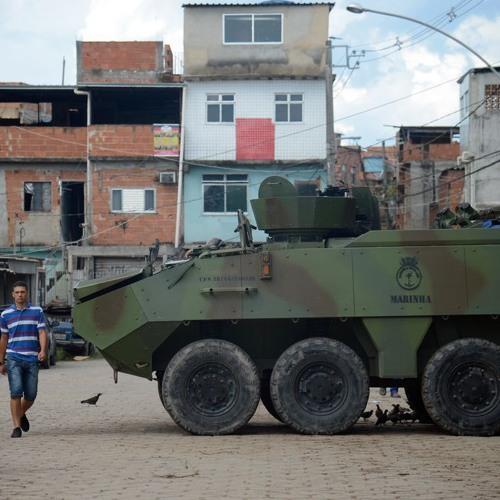 Dias de terror marcam megaoperação das forças de segurança em favelas cariocas