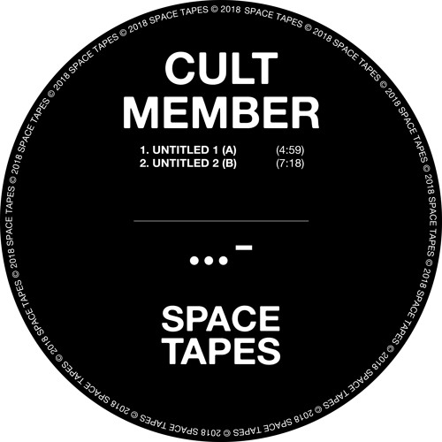 Cult Member - ST008 Untitled A/B