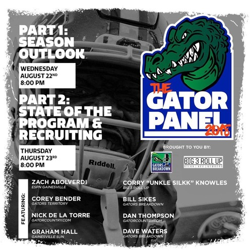 The 2018 Gator Panel - Part 1 - Season Outlook