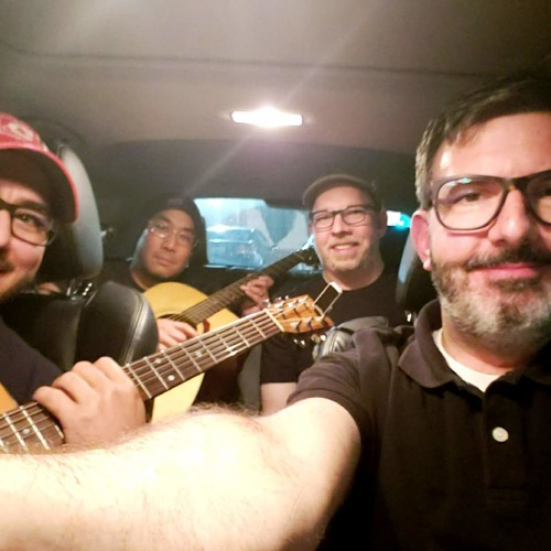 Moon is full... of tacos. Moon does first-ever acoustic performance, in my Mazda!