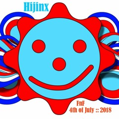 Hijinx at FNF's 4th of July Daytime Party 2018