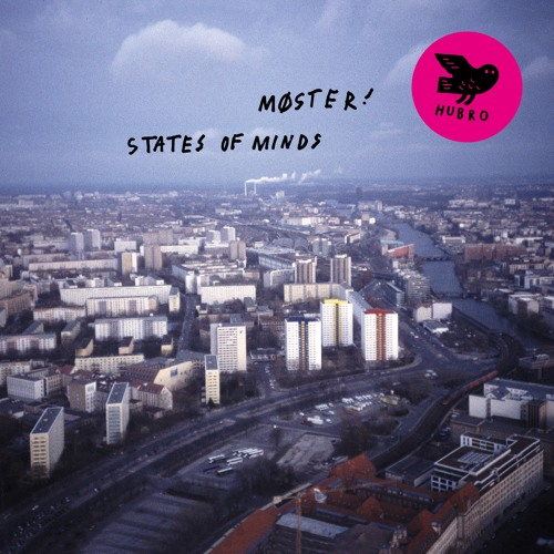 Møster! - Phantom Bandotron (from the upcoming album States Of Minds)