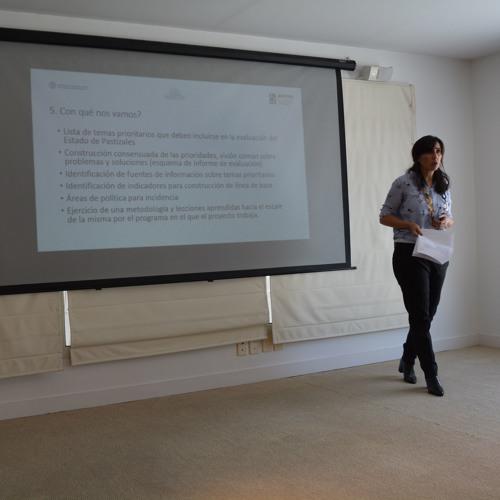 """Proyecto Pastizales: """"Diagnóstico participativo y planificación conjunta"""""""