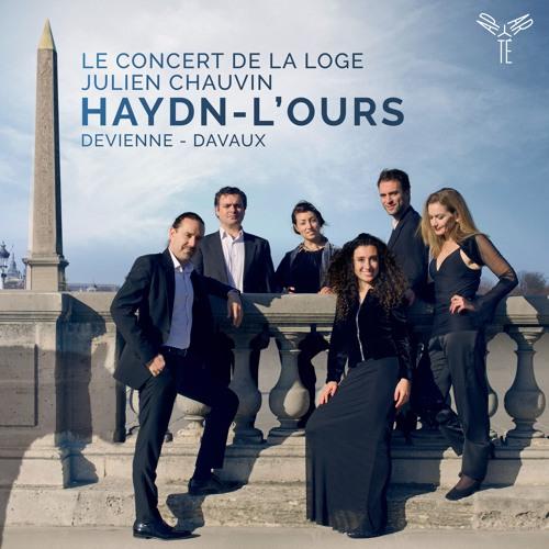 Haydn: Symphonie Parisienne n°82  'L'Ours'  - Finale | Le Concert de la Loge