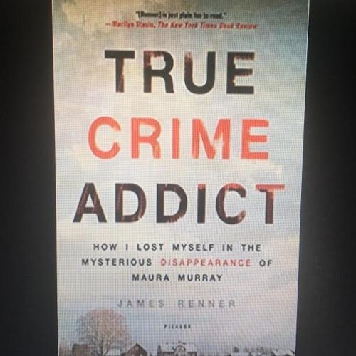 """True Crime Addict"" Author James Renner on ""A Dark Turn"""