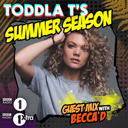 Summer Bashment Mix for Toddla T on BBC R1 & 1Xtra