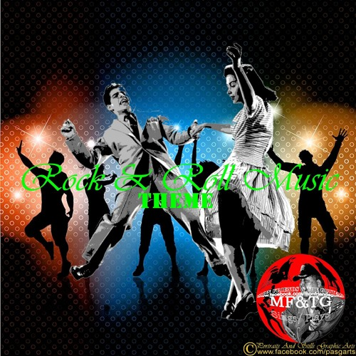 """""""Rock & Roll Music"""" Theme (2:28') by MF&TG Soundtrappers"""