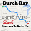 Burch Ray - Blue Mountain Banjo Song (ALL IN/1979)