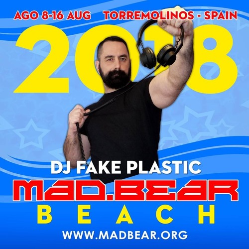 Dj FAKE PLASTIC set MAD.BEAR Beach 18 @ Centuryon - Closing set from 6,15 to 7,15