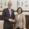 蔡英文:理念相同国家应该共同关切中国改变区域现状