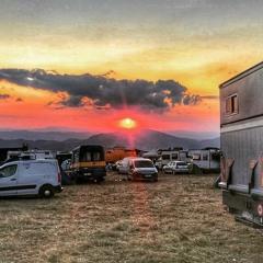 Il tramonto dopo la tempesta (Djset) @ SPACE TRAVEL TEKNIVAL 2k18