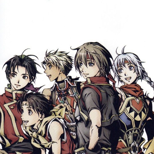 Suikocast #1 - Introduction à la série Suikoden (avec Futch & Medoc)
