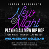"""Download Justin Credible's """"New At Night"""" 8.22.18 [LISTEN] Mp3"""