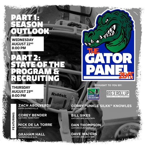 The 2018 Gator Panel - Part 2 - Recruiting