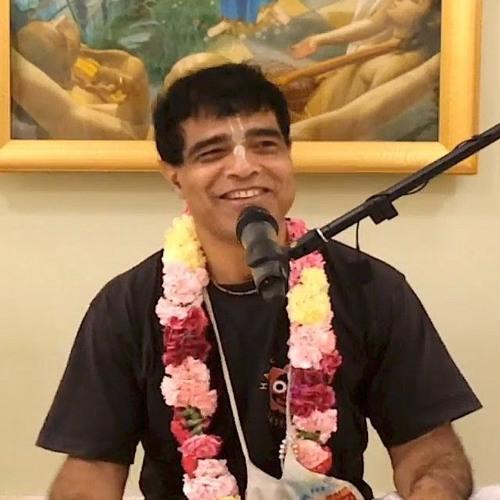 Srimad Bhagavatam class on Wed 22nd Aug 2018 by HG Prabhava Prabhu 4.13.4