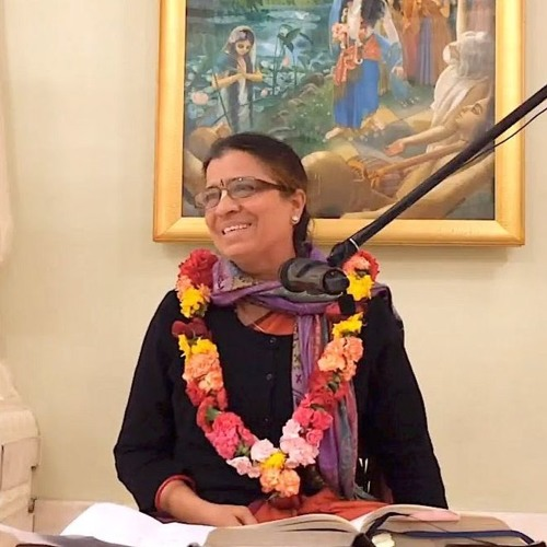 Srimad Bhagavatam class on Thu 23rd Aug 2018 by Chandra Vallabhi Devi Dāsi 4.13.5-7