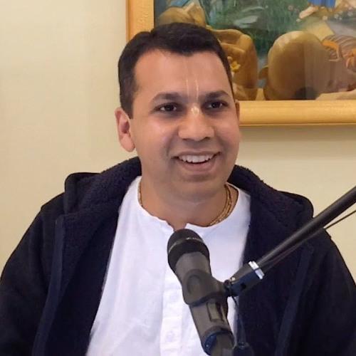 Srimad Bhagavatam class on Fri 24th Aug 2018 by Sri Caitanya Dāsa 4.13.8-9