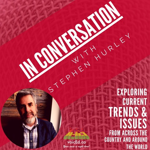 In Conversation With Stephen Hurley - Amy Tepperman (Moving EDGEucation)