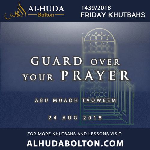 Guard Over Your Prayer