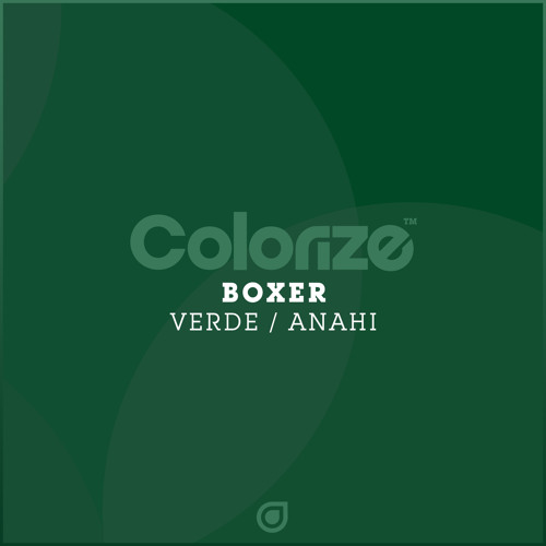 Boxer - Verde/Anahi