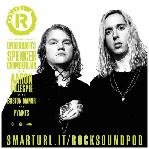 Underoath's Spencer Chamberlain & Aaron Gillespie, Plus Boston Manor & PVMNTS