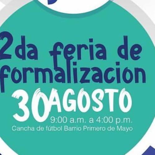 Segunda Feria de la Formalización
