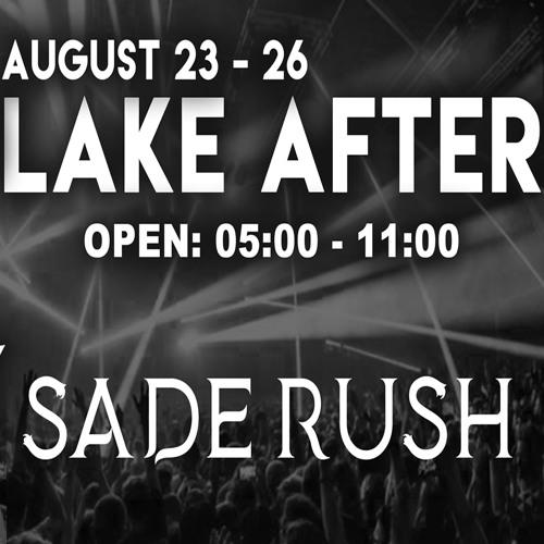 Sade Rush live @ Lake After, Magyar Tenger Disco, Vonyarcvashegy, Hungary 24.08.2018