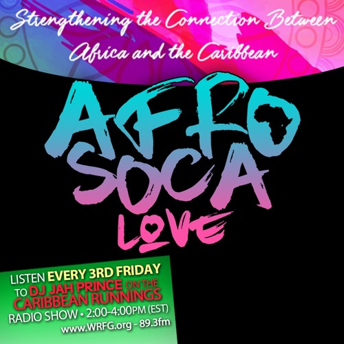 3rd Fridays Caribbean Runnings Show 58