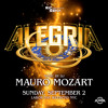 ALEGRIA ZODIAC - Labor Day Weekend 2018 NYC - MAURO MOZART