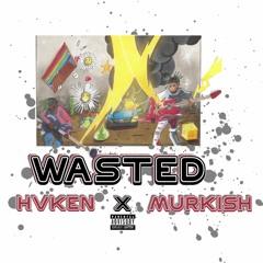 Juice Wrld - Wasted (feat. Lil Uzi Vert) [huken x murkish remix]