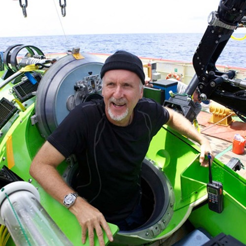 The Spirit of Exploration, with James Cameron