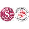 Runde 5 Servette FC - FC Winterthur Spielendstand 2 - 0