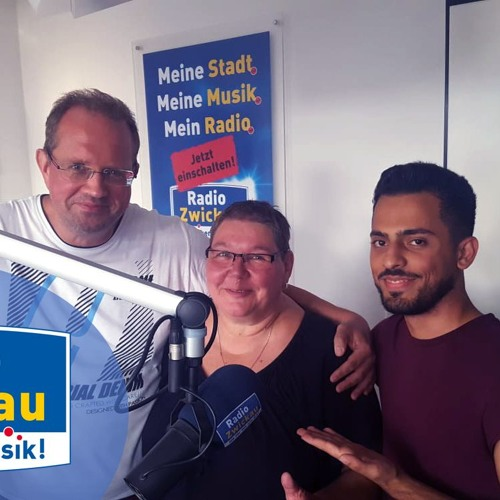 Interview Radio Zwickau